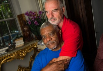 gay male older couple biracial flashnord com