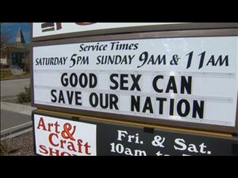 Sex and Church: Connected orDisconnected?