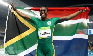 Photo credit: The Guardian https://www.theguardian.com/sport/2016/aug/21/caster-semenya-wins-gold-but-faces-scrutiny#img-1