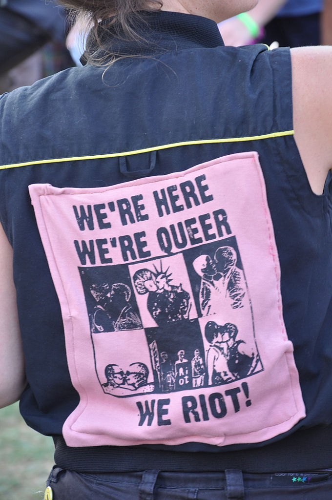 Queer Is a Verb