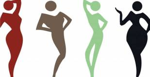 female body shapes goqii com
