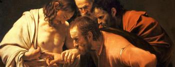St Thomas byCaravaggio