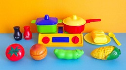 toy cooking set