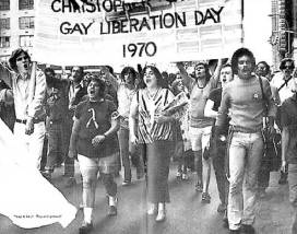 Christopher Street Liberation Day 1970