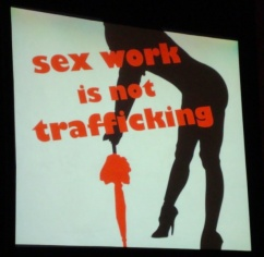 Sex Work Is Not Trafficking