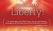 Jubilee year Proclaim-Liberty